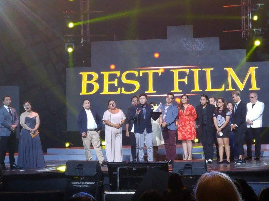 CineFilipino Film Festival 2016 Best Film
