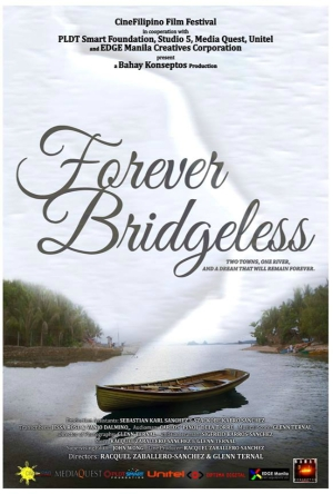 cinefilipino forever bridgeless movie poster