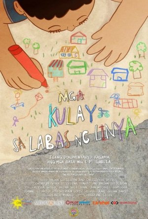 cinefilipino mga kulay sa labas ng linya movie poster