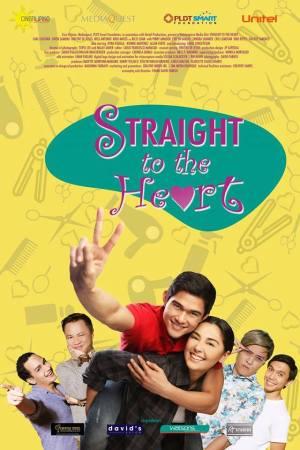 CineFilipino Straight to the Heart movie poster