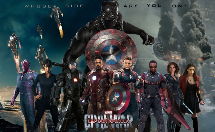 captain america civil war whose side are you on