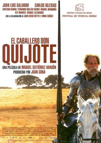 El caballero don quijote_cartel