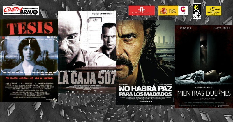 thesis spanish movie Spanish language films on dvd and video (vhs) contemporary and classic spanish , mexican, and latin american films with info and reviews, new releases, spanish film collections, directors.