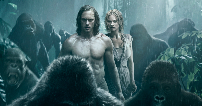 The Legend of Tarzan Trailer: The Lord of the Apes Returns