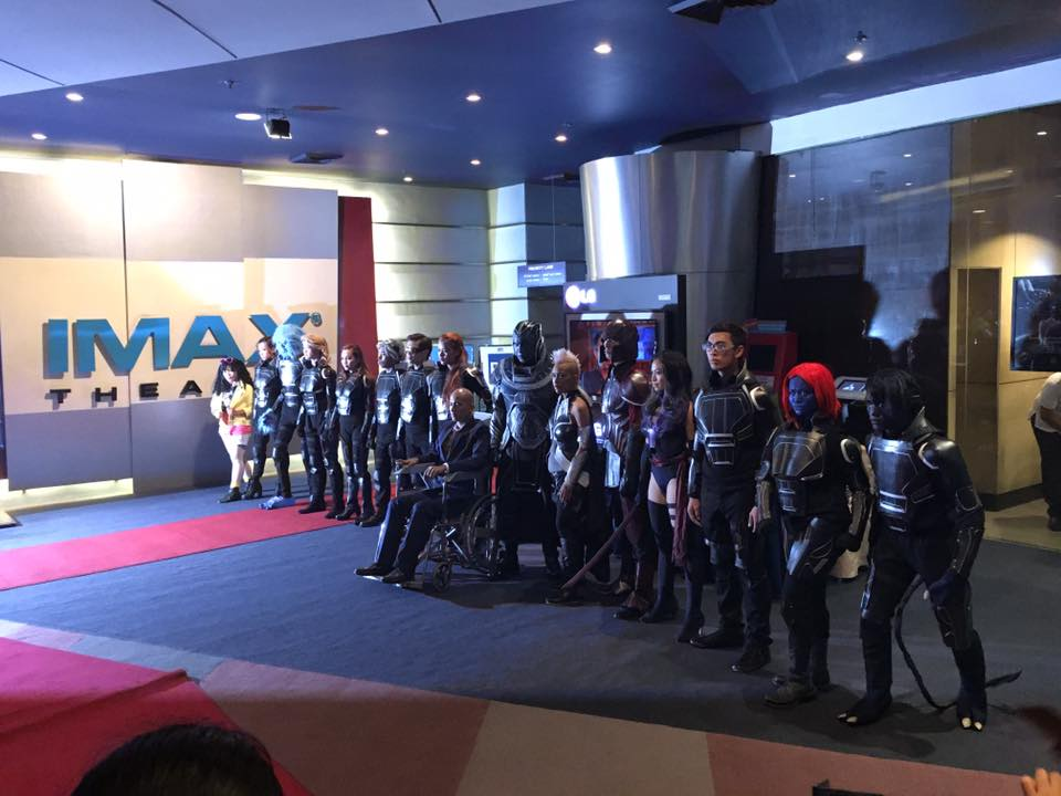 Men: Apocalypse' reigns supreme at PH box-office with P230-M ...