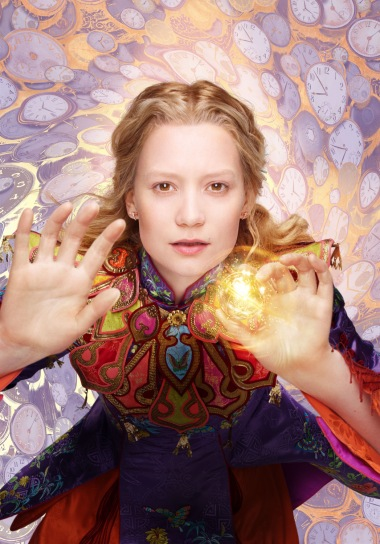 alice through the looking glass alice