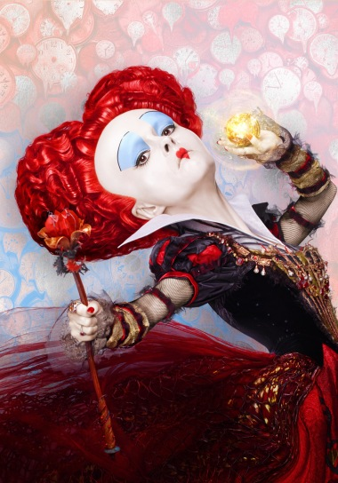 alice through the looking glass red queen