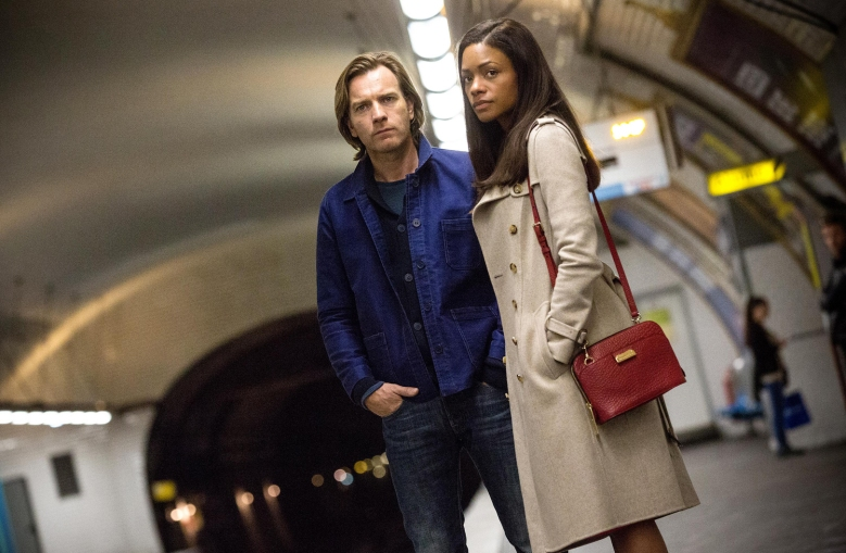 ewan mcgregor and naomi harris - OUR KIND OF TRAITOR