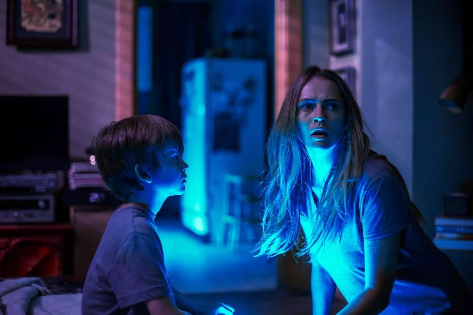 Image result for Lights Out Movie 2016