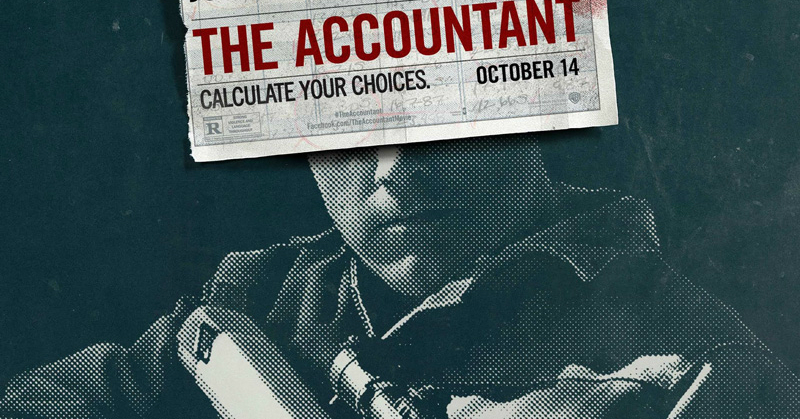 Image result for the accountant poster