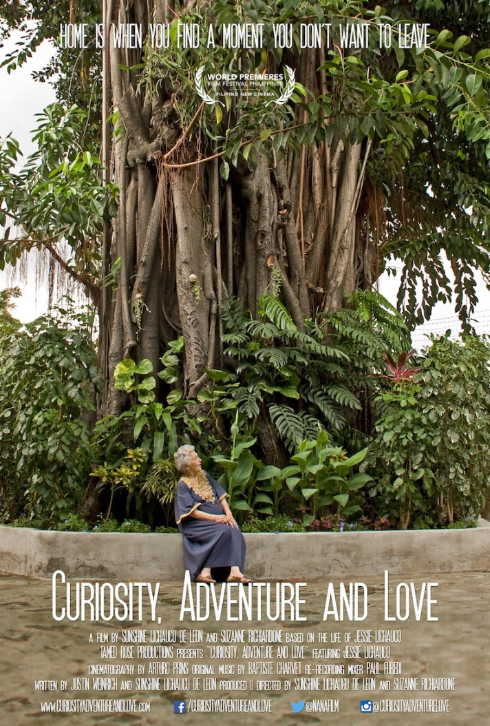 curiosity adventure and love poster 2