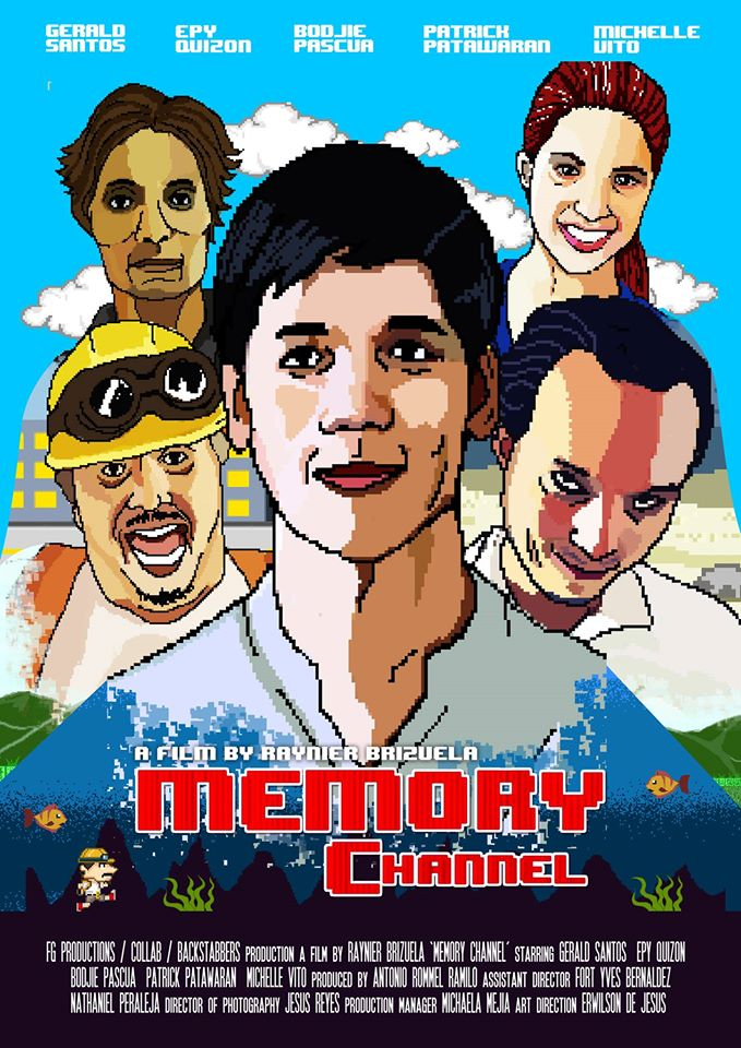 memory channel poster