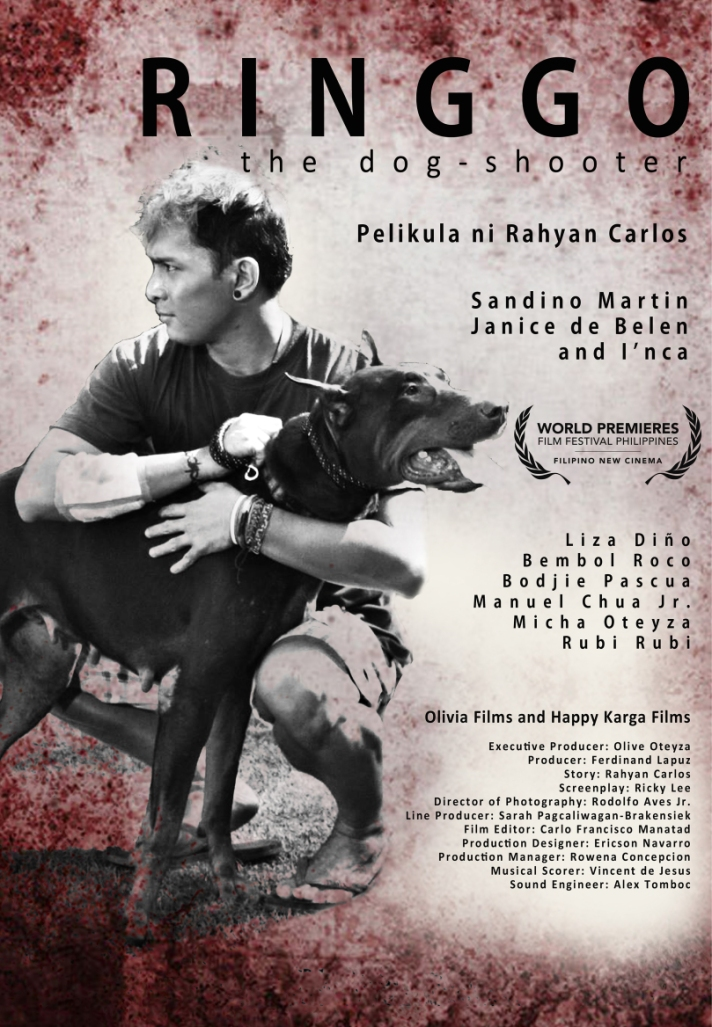 ringgo the dog shooter poster