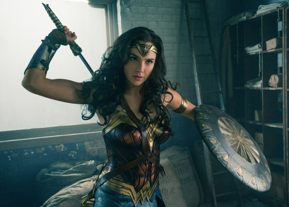 WATCH: First trailer for 'Wonder Woman' deals with ...