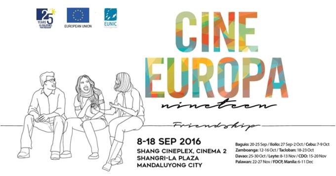 Cine Europa Film Festival 2016