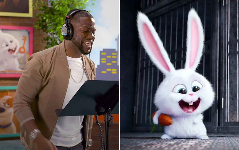kevin hart breathes life to villain bunny in the secret