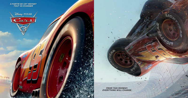 Cars 3 teaser posters crash online cinema bravo for 3 by 3 prints