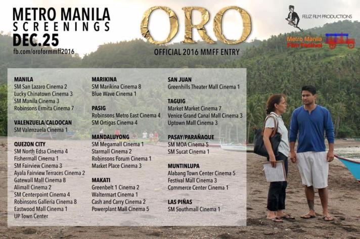 oro-screenings