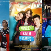 For the first time, you can watch 'Vince & Kath & James' for just 150 pesos at Cinema '76!