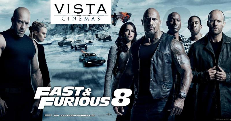 ผลการค้นหารูปภาพสำหรับ fast and furious 8  film poster