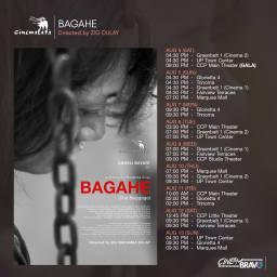 bagahe cinemalaya screening schedules