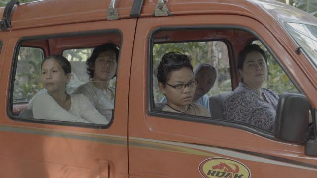 Chai Fonacier starred in the hit Pinoy film 'Patay Na Si Hesus'.
