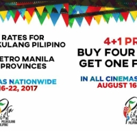Pista ng Pelikulang Pilipino offers student discounts, promos for Aug 16-22 nationwide run